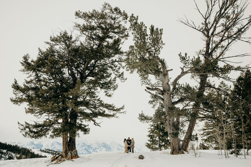 eloping in jackson hole